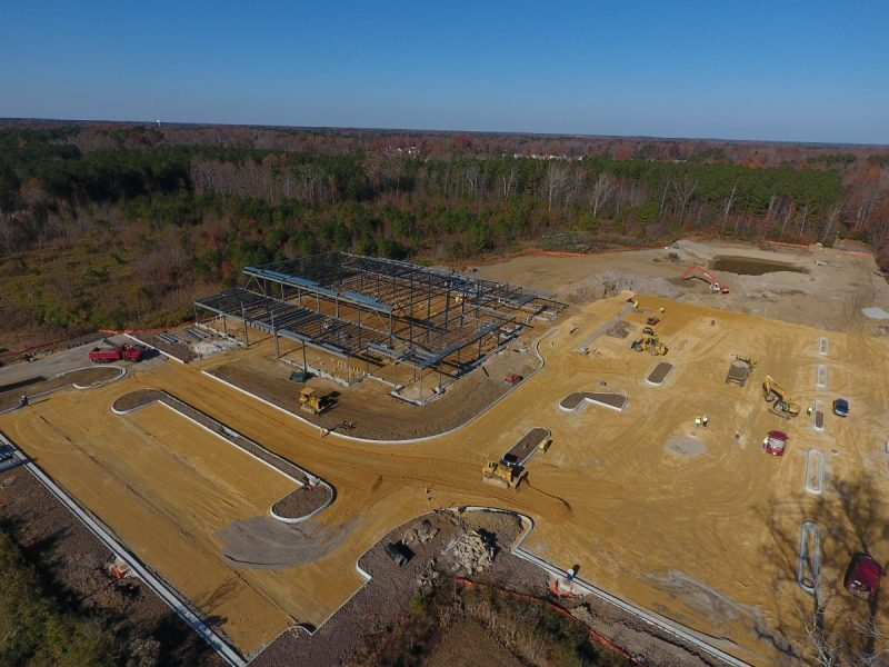 Founded in 1916, E.T. GRESHAM COMPANY, Inc. is the premiere General Contractor, Crane, Rigging and Industrial Company in Hampton Roads, Virginia and Eastern North Carolina with a construction focus of 'high quality-limited use' facilities.