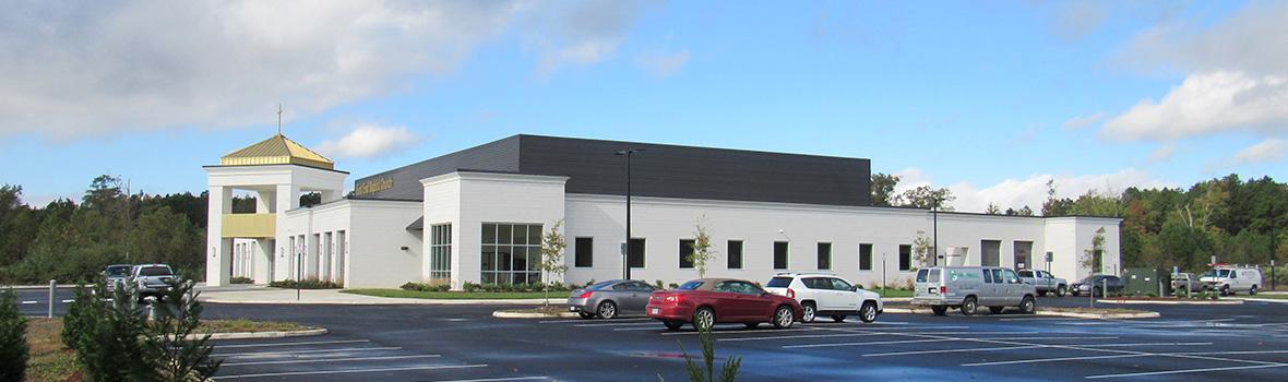 East End Baptist Church, Suffolk, VA