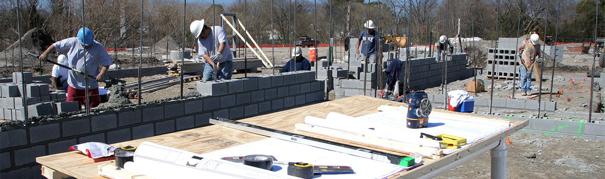 E.T. GRESHAM COMPANY, Inc. provided Construction Management for the City of Norfolk's Police 3rd Precinct.