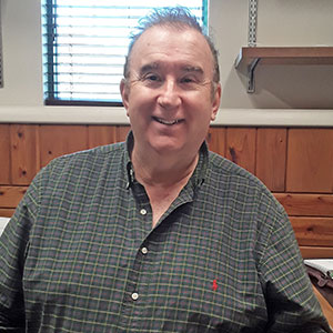 Welcome Project Manager Ron Rouse!