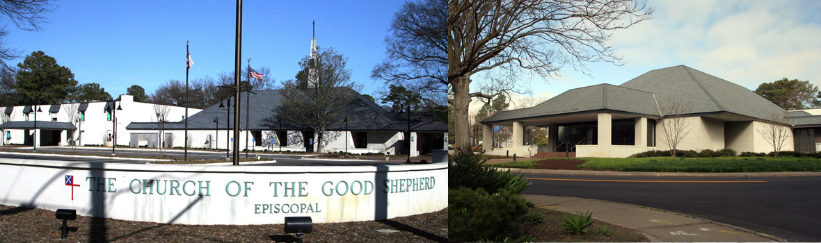 Episcopal Church of The Good Shepherd, Norfolk, VA