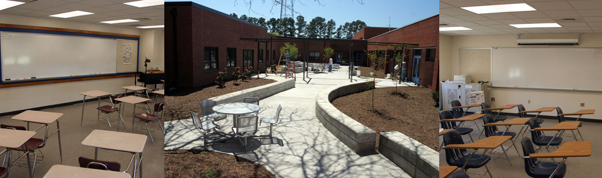 Northampton High School, Eastville, VA