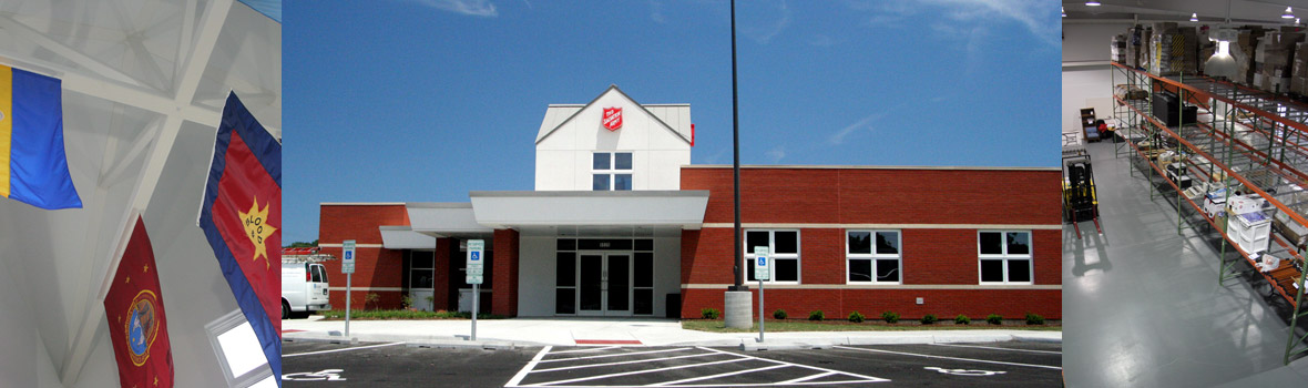 The Salvation Army of Hampton Roads, Norfolk, VA