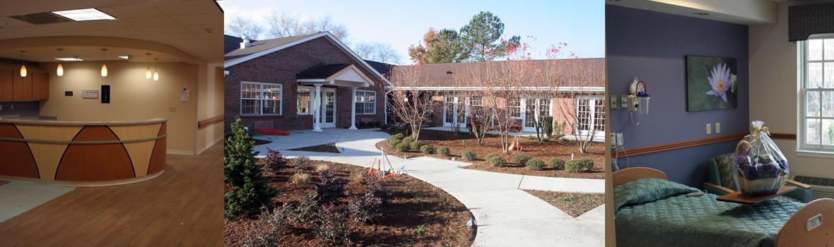 Sentara Life Care – Hospice Addition, Virginia Beach, VA