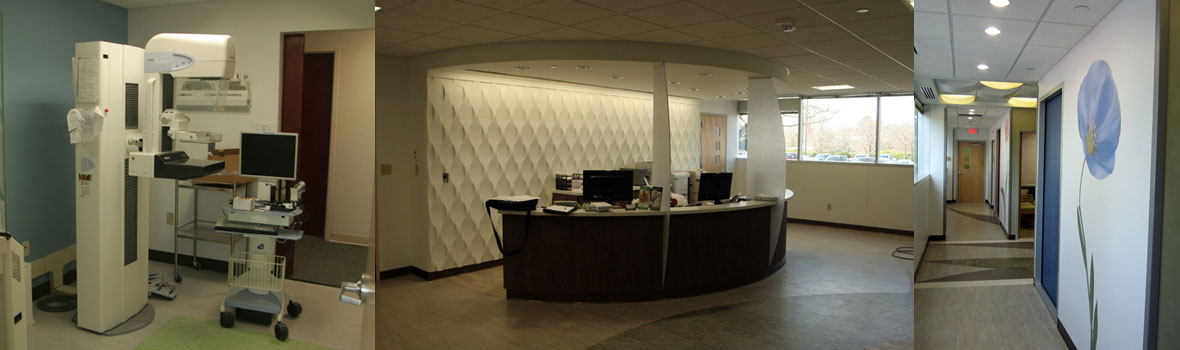 Sentara Virginia Beach General Hospital – Breast Center Renovations, Virginia Beach, VA