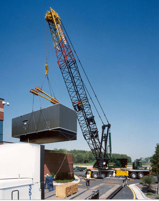 E T Gresham Company Inc Chesapeake Crane Service